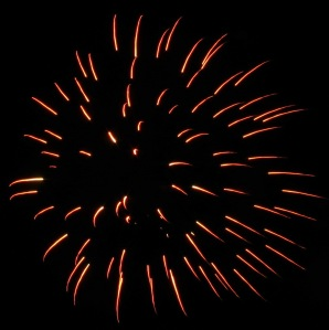Fireworks Display, Port Carbon, 7-4-2014 (48)