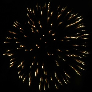 Fireworks Display, Port Carbon, 7-4-2014 (96)
