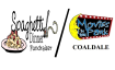 8-22-2014, spaghetti dinner fundraiser and Movie in the Park, Coaldale