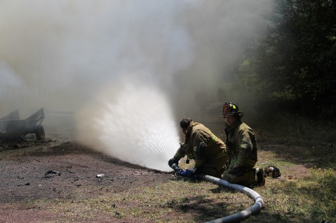 Fire, Bugsy's Hill, SR902, Summit Hill, 8-8-2014 (220)