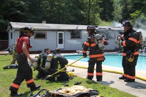 Fire, Bugsy's Hill, SR902, Summit Hill, 8-8-2014 (274)