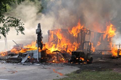 Fire, Bugsy's Hill, SR902, Summit Hill, 8-8-2014 (70)