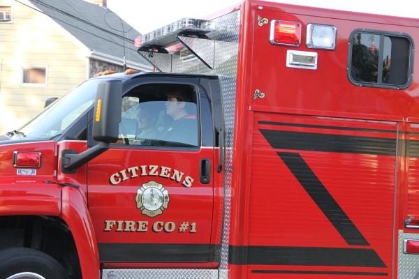 PHOTOS AND VIDEO FROM DELANO FIRE COMPANY'S APPARATUS PARADE