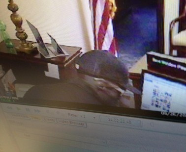 Surveillance Photos following Bank Robbery, Mauch Chunk Trust, MCT, Hometown, 8-26-2014 (2)