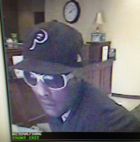 Surveillance Photos following Bank Robbery, Mauch Chunk Trust, MCT, Hometown, 8-26-2014 (3)