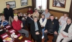 Coffee and Creed, Tamaqua Ministerium, Vonz Restaurant, Tamaqua, 9-23-2014 (2)