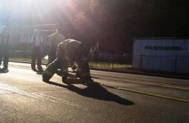 Firefighter Response, via Diane Tristani, Dimaggios, Nesquehoning 2