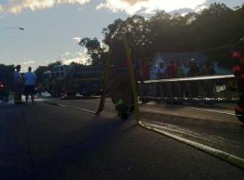 Firefighter Response, via Diane Tristani, Dimaggios, Nesquehoning 3