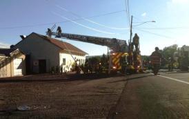 Firefighter Response, via Diane Tristani, Dimaggios, Nesquehoning 4