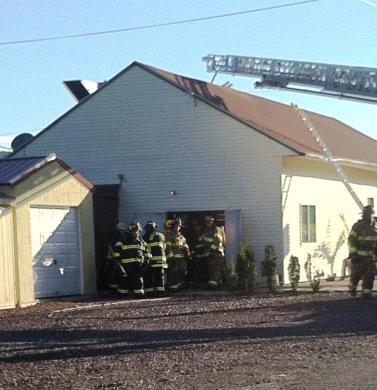 Firefighter Response, via Diane Tristani, Dimaggios, Nesquehoning 5