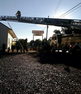 Firefighter Response, via Diane Tristani, Dimaggios, Nesquehoning 6