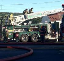 Firefighter Response, via Diane Tristani, Dimaggios, Nesquehoning 7