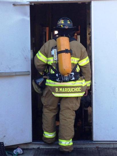 Firefighter Response, via Lindsey Rose, Dimaggios, Nesquehoning 5