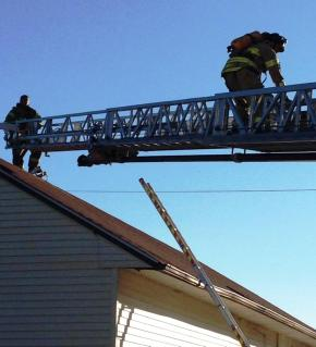 Firefighter Response, via Lindsey Rose, Dimaggios, Nesquehoning 6