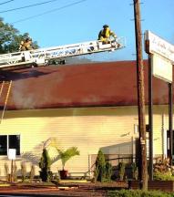 Firefighter Response, via Lindsey Rose, Dimaggios, Nesquehoning