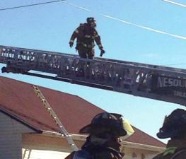 Firefighter Response, via Tori Koerbler, Dimaggios, Nesquehoning 13