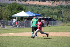 Matthew Tyler Aungst Memorial Softball Tournament, Little League Field, Lansford, 9-7-2014 (301)