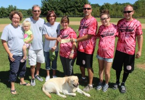 Matthew Tyler Aungst Memorial Softball Tournament, Little League Field, Lansford, 9-7-2014 (6)