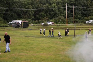 Old Fashioned Miner's Labor Day Picnic, Civil War Living Encampment, No. 9 Mine & Museum, Lansfor (28)