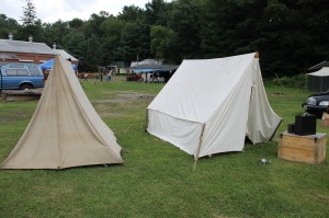 Old Fashioned Miner's Labor Day Picnic, Civil War Living Encampment, No. 9 Mine & Museum, Lansfor (3)