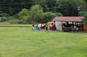 Old Fashioned Miner's Labor Day Picnic, Civil War Living Encampment, No. 9 Mine & Museum, Lansfor (52)