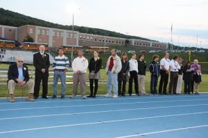 Tamaqua Athletic Hall of Fame Induction Ceremony, Sports Stadium, Tamaqua, 9-19-2014 (21)