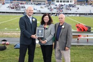 Tamaqua Athletic Hall of Fame Induction Ceremony, Sports Stadium, Tamaqua, 9-19-2014 (3)