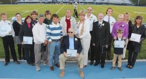 Tamaqua Athletic Hall of Fame Induction Ceremony, Sports Stadium, Tamaqua, 9-19-2014 (39)