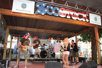 Zoostock, benefited American Cancer Society, Sports Zoo, Lansford, 9-1-2014 (111)