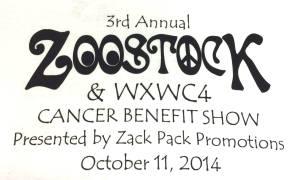 10-11-2014, Zoostock and WXWC4 Cancer Benefit, Coaldale Complex, Coaldale