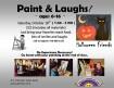 10-18-2014, Paint and Laughs, Ages 6-16, Community Arts Center, Tamaqua 2