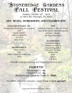 10-19-2014, Fall Festival, Stonehedge Gardens, South Tamaqua (2)