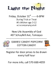 10-31-2014, Light The Night, New Life Assembly of God, Church, Tamaqua (3)