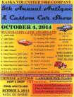 10-4-2014, Car Show, Auto Show, Kaska Fire Company, Kaska (2)