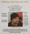 10-4-2014, Memorial Run For Zack Hess, Freddy's Pub, Tamaqua
