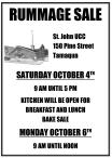 10-4-2014,Rummage Sale, St. John UCC, Tamaqua1