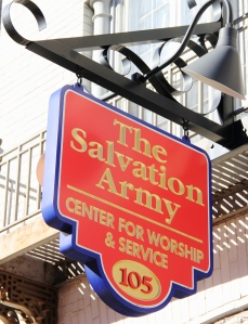 Front of Salvation Army, Registration Info, Salvation Army, Tamaqua, 11-3-2013 (6)