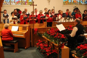 Christmas Cantata, St. John United Church of Christ, Tamaqua, 12-14-2014 (22)
