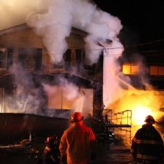 House Fire, Sunny Drive, Mary D, 12-7-2014 (120)