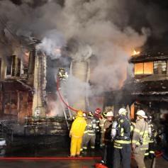 House Fire, Sunny Drive, Mary D, 12-7-2014 (159)