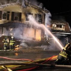 House Fire, Sunny Drive, Mary D, 12-7-2014 (195)
