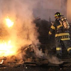 House Fire, Sunny Drive, Mary D, 12-7-2014 (206)