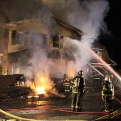 House Fire, Sunny Drive, Mary D, 12-7-2014 (208)