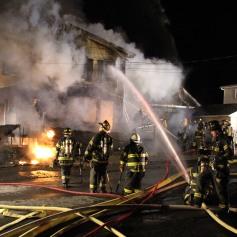 House Fire, Sunny Drive, Mary D, 12-7-2014 (210)
