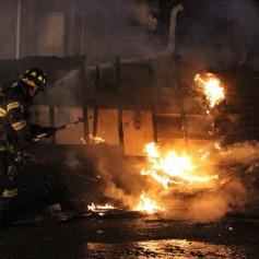 House Fire, Sunny Drive, Mary D, 12-7-2014 (211)