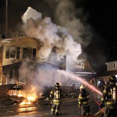 House Fire, Sunny Drive, Mary D, 12-7-2014 (216)