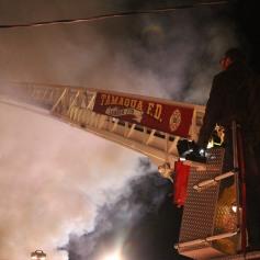 House Fire, Sunny Drive, Mary D, 12-7-2014 (227)