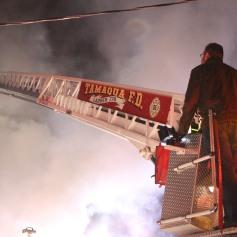House Fire, Sunny Drive, Mary D, 12-7-2014 (229)