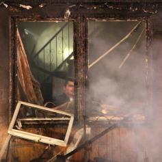 House Fire, Sunny Drive, Mary D, 12-7-2014 (244)