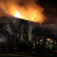House Fire, Sunny Drive, Mary D, 12-7-2014 (266)